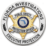 Florida Investigations & Executive Protection Logo