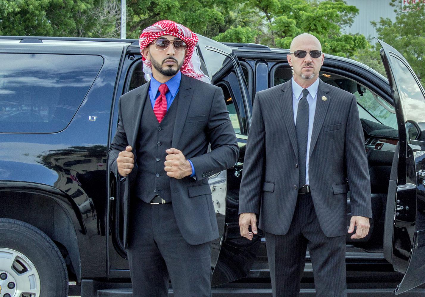 Executive Protection Services - Florida Investigations